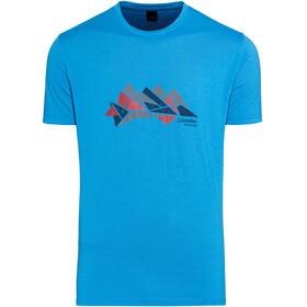 Schöffel Barcelona2 t-shirt Heren blauw